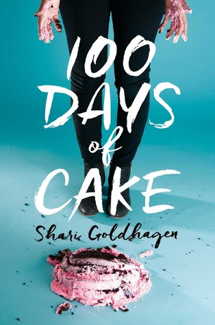 100 days of cake by shari goldhagen