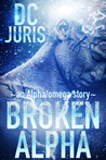 Broken Alpha book cover