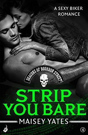 Strip You Bare by Maisey Yates #BookReview