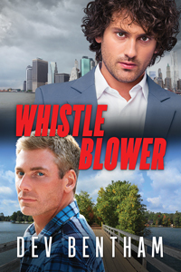 Release Day Review:  Whistle Blower by Dev Bentham