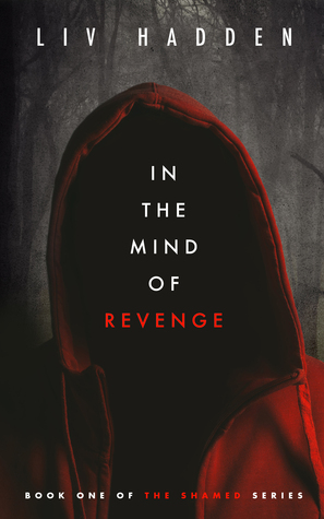 in the mind of revenge the shamed #1 liv hadden book cover