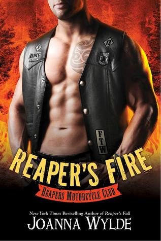 {Review} Reaper's Fire by Joanna Wylde