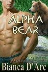 Alpha Bear (Grizzly Cove, #4)