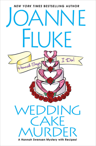 Wedding Cake Murder (Hannah Swenson, #19)