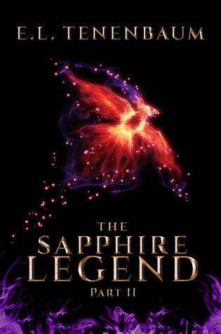 The Sapphire Legend: Part II Cover