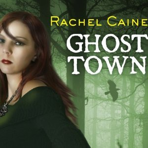 Audiobook Review: Ghost Town by Rachel Caine (@Mollykatie112, @rachelcaine, @TantorAudio)