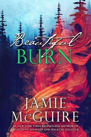 Novel Of The Week: Beautiful Burn by Jamie McGuire