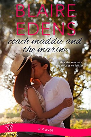 {Review} Coach Maddie and the Marine by Blaire Edens