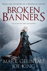 Broken Banners (A Reaper of Stone, #2)