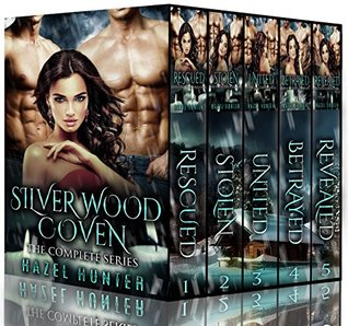 Silver Wood Coven - The Complete Series Box Set: A Witch and Warlock Romance Series