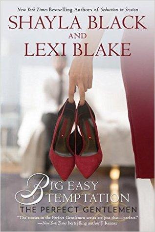 Big Easy Temptation (The Perfect Gentlemen, #3)