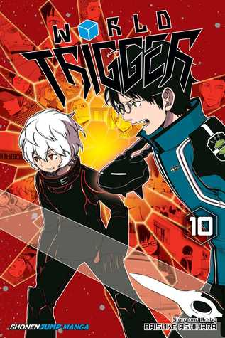 World Trigger, Vol. 10 (World Trigger, #10)