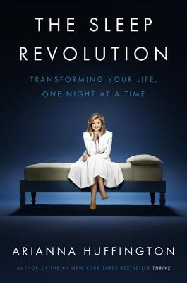 Self help author Arianna Huffington