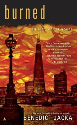 Book Review: Benedict Jacka's Burned