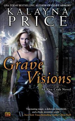 Book Review: Kalayna Price's Grave Visions