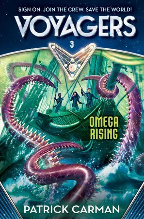 Omega Rising (Voyagers #3)