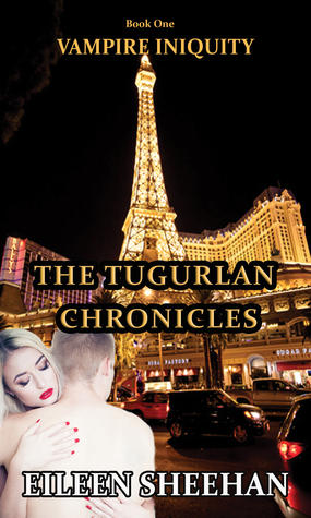 Vampire Iniquity   [Book One of the Tugurlan Chronicles] by Eileen  Sheehan