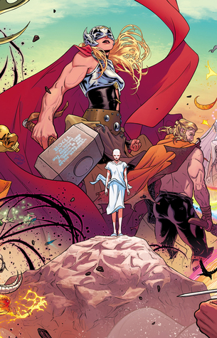 The Mighty Thor, Vol. 1: Thunder in Her Veins