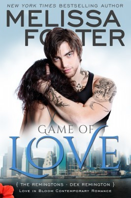 Game of Love (Love in Bloom, #10; The Remingtons, #1)