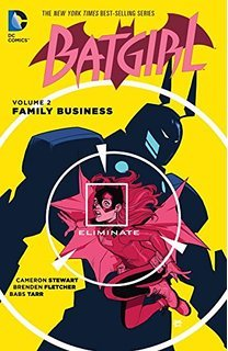 Cover of Batgirl vol 2