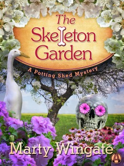 The Skeleton Garden (Potting Shed Mystery #4)