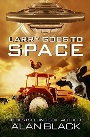 Larry Goes To Space - Alan Black