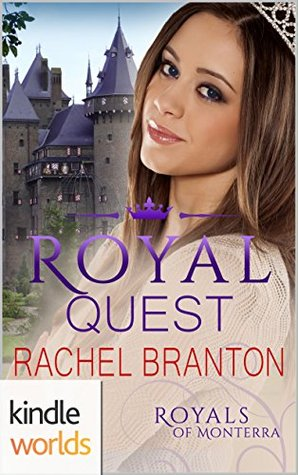 The Royals of Monterra: Royal Quest (Kindle Worlds Novella)