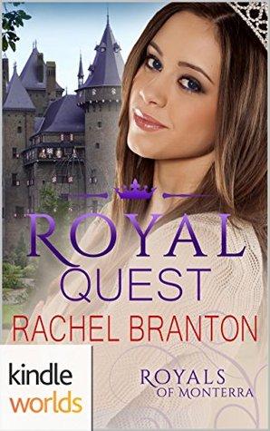 The Royals of Monterra: Royal Quest (Kindle Worlds Novella)