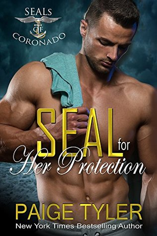{Interview} with Paige Tyler, author of SEAL for Her Protection (with Excerpt)