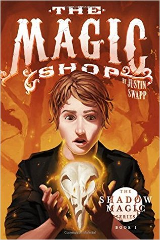 The Magic Shop by Justin Swapp