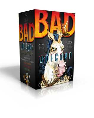 Bad Unicorn Collection by Platte F. Clark