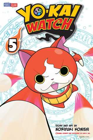 Yo-kai Watch, Vol. 5