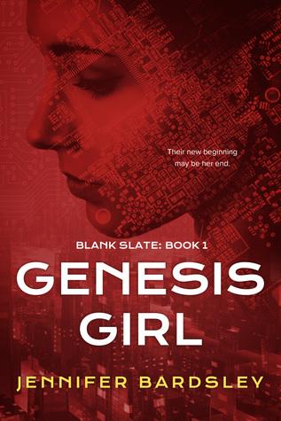 Genesis Girl (Blank Slate, #1)