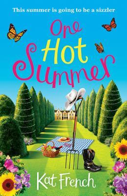 One Hot Summer: A sparky, sexy summer read