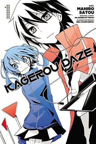 Kagerou Daze Manga, Vol. 1 (Kagerou Daze Manga, #1)