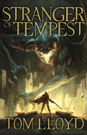 Stranger of Tempest (The God Fragments, #1)