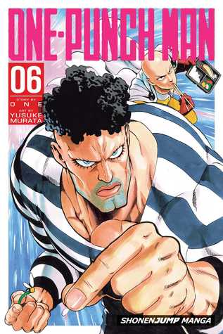 One-Punch Man, Vol. 6 (One-Punch Man, #6)