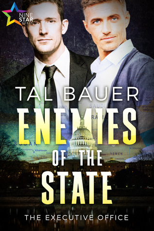 Duo Book Review: Enemies of the State (The Executive Office #1) by Tal Bauer