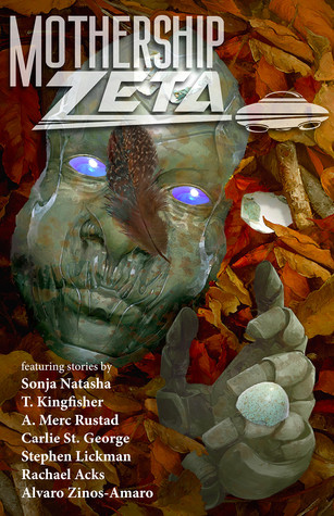 Mothership Zeta: Issue 2 (Mothership Zeta Year 1)