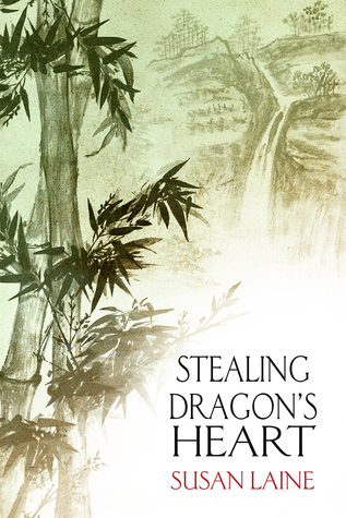 Stealing Dragon's Heart (Lifting the Veil #6)