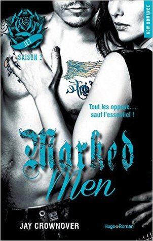 Jet (Marked Men, #2)