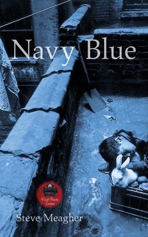 Navy Blue by Steve Meagher