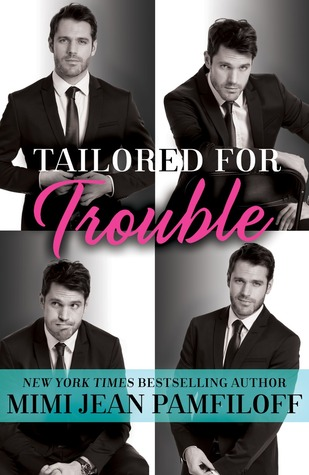 Tailored for Trouble Book Cover