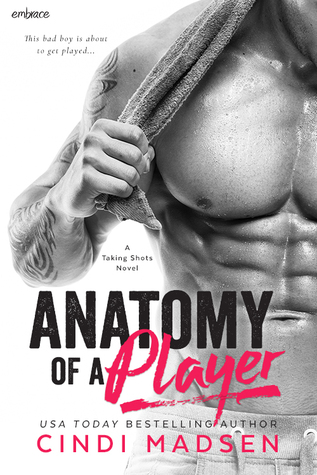 {Review} Anatomy of a Player by Cindi Madsen
