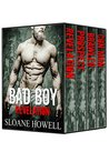 Alpha Bad Boy Series Box Set: Books 1 - 4