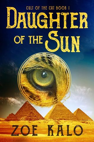 Daughter of the Sun (Cult of the Cat #1)