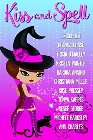 Book Review: Liz Schulte's Kiss and Spell