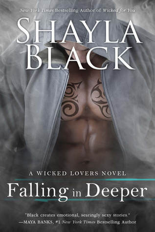 {Review} Falling in Deeper by Shayla Black