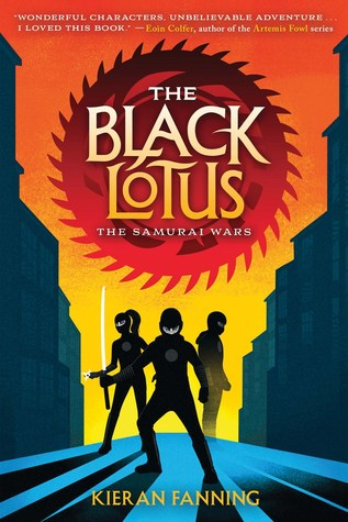 The Black Lotus by Kieran Fanning