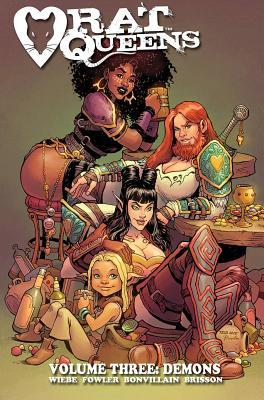 Rat Queens Vol. 3